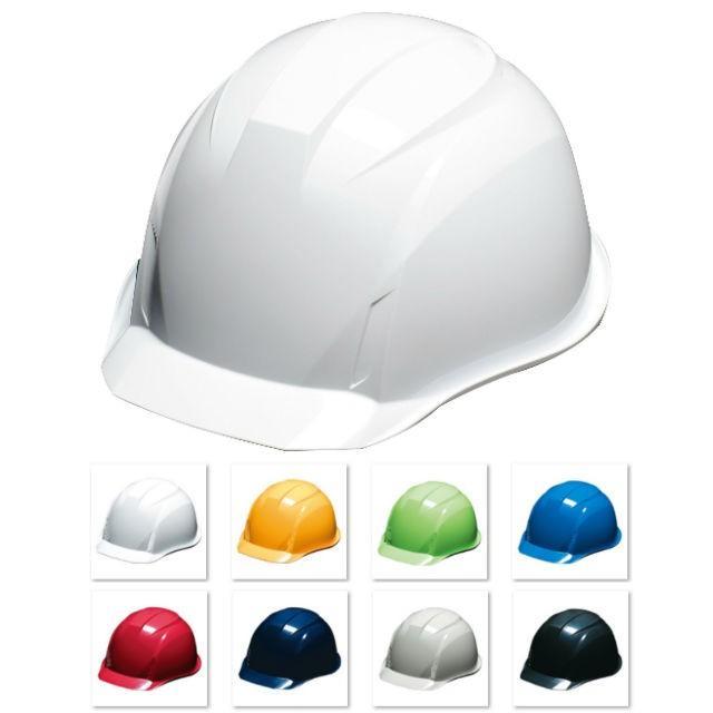 DIC AA16-KP 軽い 作業用 ヘルメット(通気孔なし/発泡ライナー)/ 工事用 建設用 建築用 現場用 高所用 安全 保護帽 電気設備工事 軽量 proshophamada