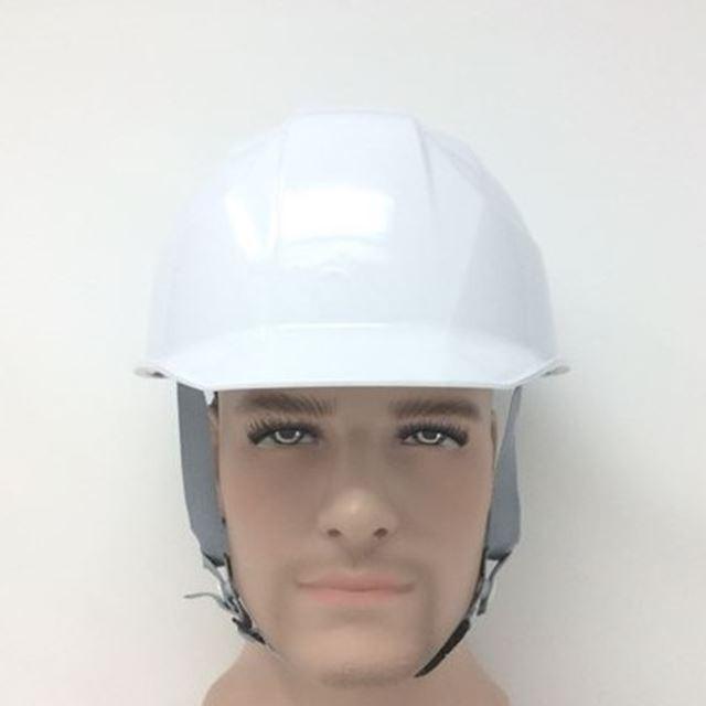 DIC AA17 軽神 超軽量 作業用 ヘルメット(通気孔なし/一体成型ライナー)/ 工事用 建設用 建築用 現場用 高所用 安全 保護帽 超軽い 最軽量 電気設備工事|proshophamada|07