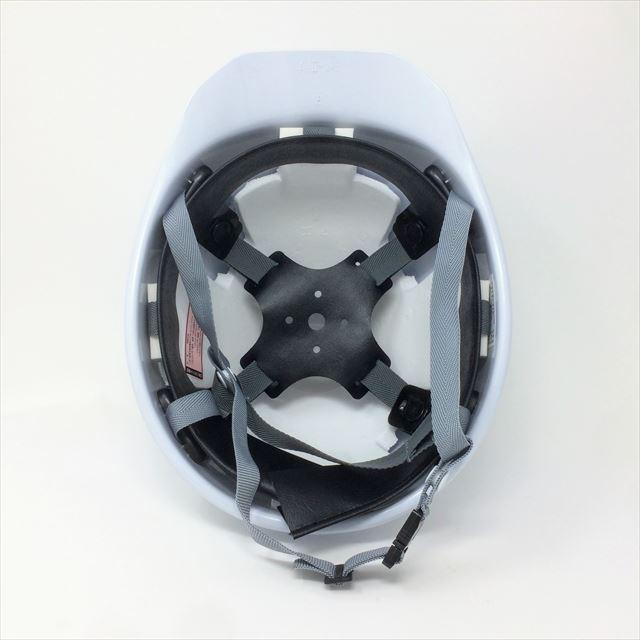 DIC GS-55LK (SYA-2KP) 作業用 特大 ヘルメット(通気孔なし/発泡ライナー)/ 超特大 特大 大きい 大きめ でかい ビッグ LLサイズ 工事用 建設用 電気設備工事 proshophamada 05