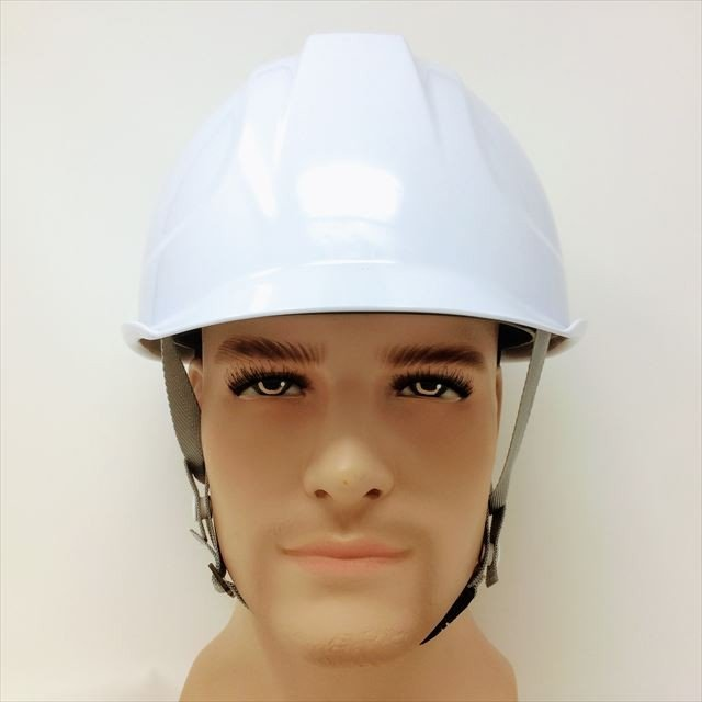 DIC GS-55LK (SYA-2KP) 作業用 特大 ヘルメット(通気孔なし/発泡ライナー)/ 超特大 特大 大きい 大きめ でかい ビッグ LLサイズ 工事用 建設用 電気設備工事 proshophamada 06