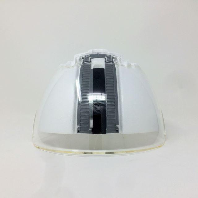 DIC AA11&AP11シリーズ専用 交換用 シールド面 一体型ライナー/ ヘルメット用 工事用 作業用 建設用 建築用 現場用 高所用 安全 保護帽 電気設備工事|proshophamada|05