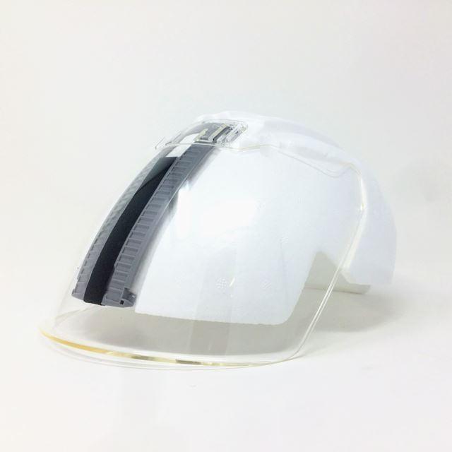 DIC AA11&AP11シリーズ専用 交換用 シールド面 一体型ライナー/ ヘルメット用 工事用 作業用 建設用 建築用 現場用 高所用 安全 保護帽 電気設備工事|proshophamada|06