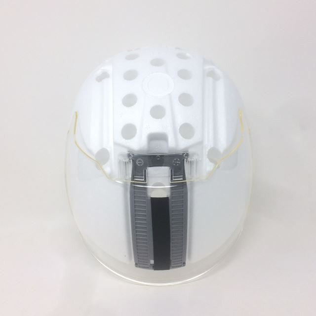 DIC AA11&AP11シリーズ専用 交換用 シールド面 一体型ライナー/ ヘルメット用 工事用 作業用 建設用 建築用 現場用 高所用 安全 保護帽 電気設備工事|proshophamada|08