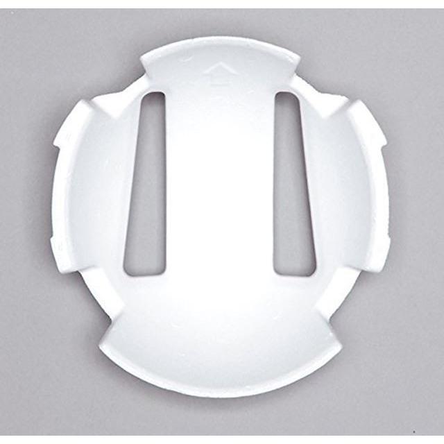 DIC SYA-SVKP コンパクトシールド面付き 作業用ヘルメット(通気孔付き/発泡ライナー)/ 工事用 作業用 建設用 建築用 現場用 高所用 安全 保護帽|proshophamada|03