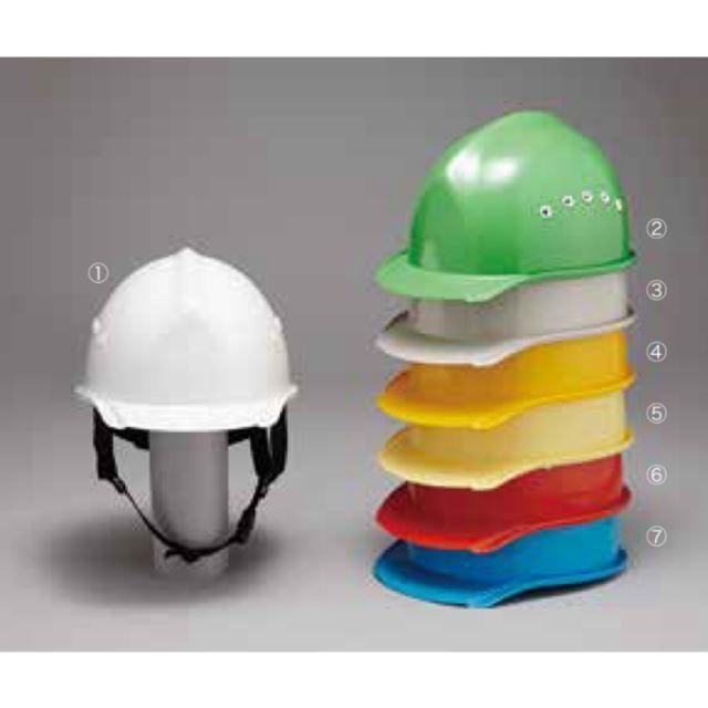 加賀産業 GS-18VK (BH-1B)  作業用 ヘルメット(通気孔付き/ライナー入り)/  工事用 作業用 建設用 建築用 現場用 高所用 安全 保護帽 防災|proshophamada