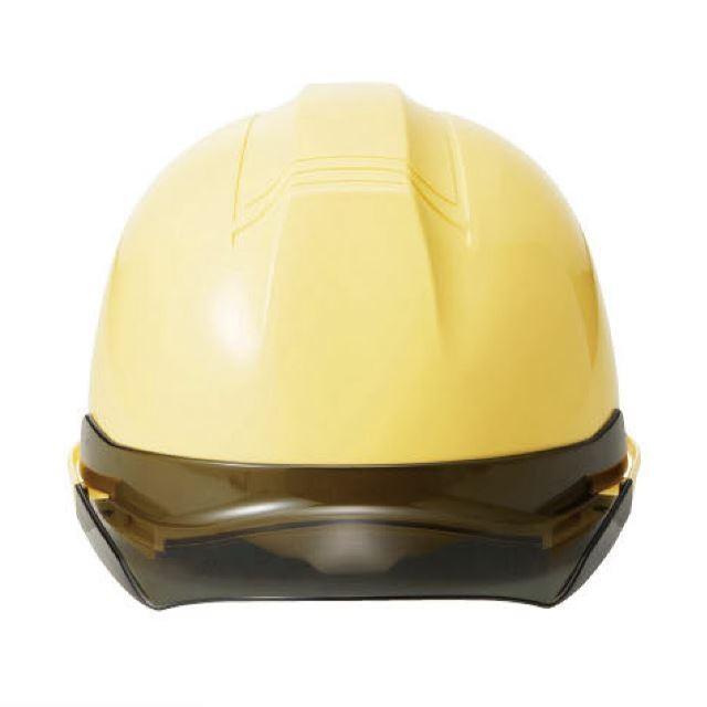 進和化学工業 SS-19型T-P式RA 透明ひさし 作業用 ヘルメット(通気孔なし/ライナー入り)/  工事用 作業用 建設用 建築用 現場用 高所用 安全 保護帽|proshophamada|06