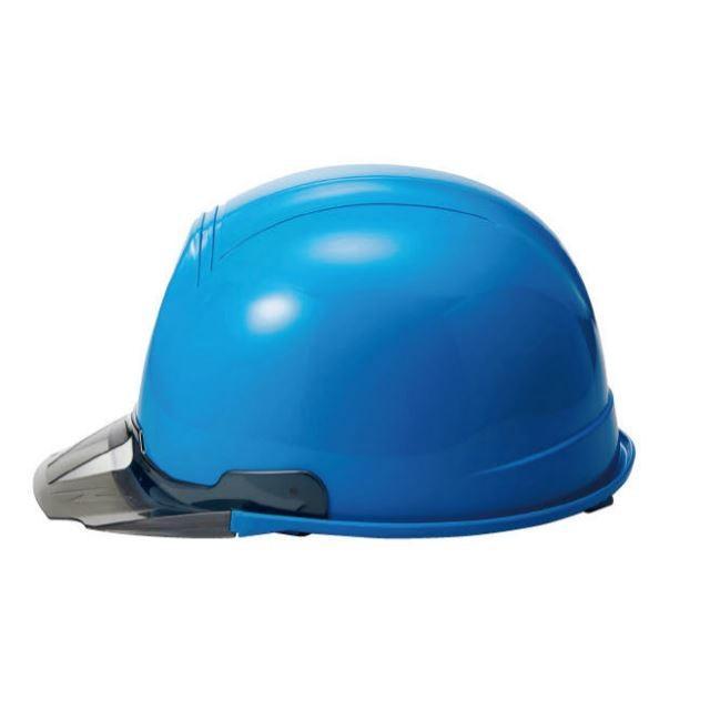 進和化学工業 SS-19型T-P式RA 透明ひさし 作業用 ヘルメット(通気孔なし/ライナー入り)/  工事用 作業用 建設用 建築用 現場用 高所用 安全 保護帽|proshophamada|07