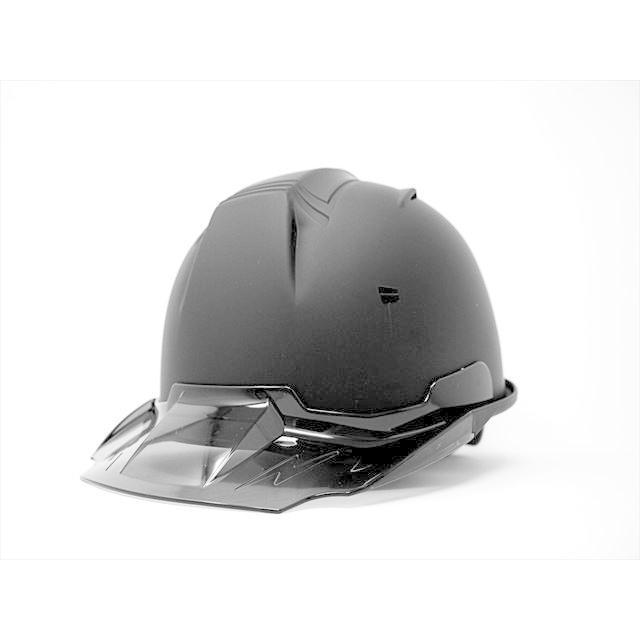 【5個セット】進和化学工業 SS-19V型T-P式RA ツヤ消し マット塗装 透明ひさし 作業用ヘルメット(通気孔付き/ライナー入り)/  工事用 作業用 建設用 建築用|proshophamada|11