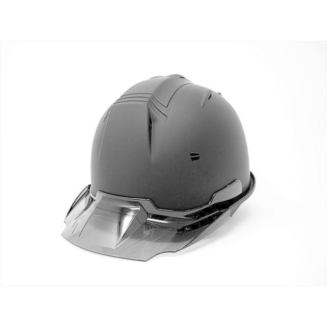 【5個セット】進和化学工業 SS-19V型T-P式RA ツヤ消し マット塗装 透明ひさし 作業用ヘルメット(通気孔付き/ライナー入り)/  工事用 作業用 建設用 建築用|proshophamada|12