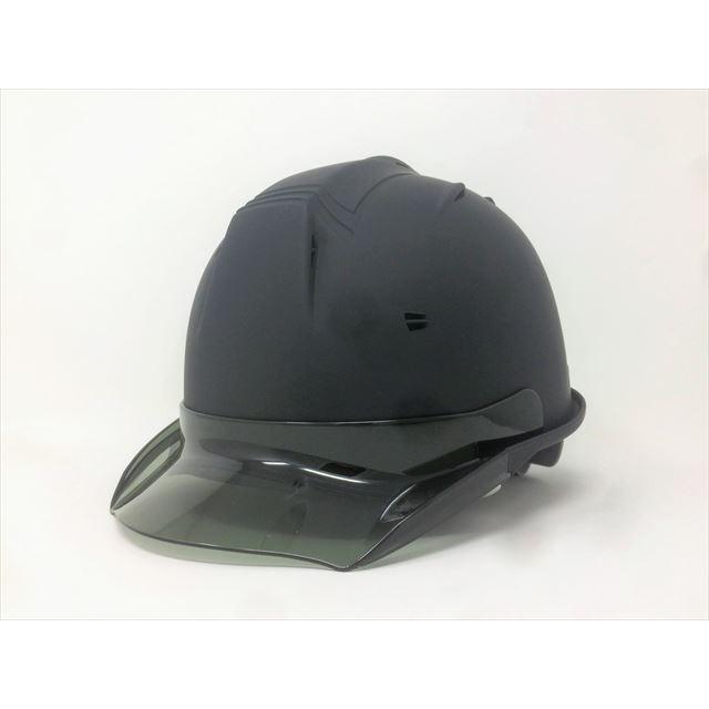 【5個セット】進和化学工業 SS-19V型T-P式RA ツヤ消し マット塗装 透明ひさし 作業用ヘルメット(通気孔付き/ライナー入り)/  工事用 作業用 建設用 建築用|proshophamada|14