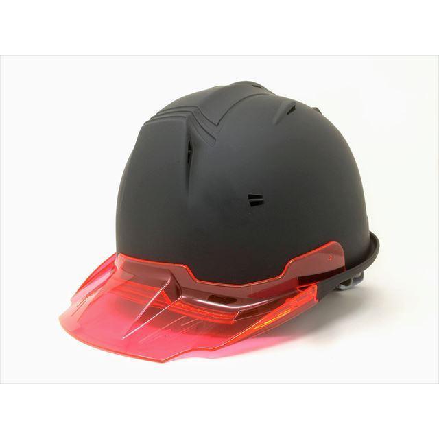 【5個セット】進和化学工業 SS-19V型T-P式RA ツヤ消し マット塗装 透明ひさし 作業用ヘルメット(通気孔付き/ライナー入り)/  工事用 作業用 建設用 建築用|proshophamada|15