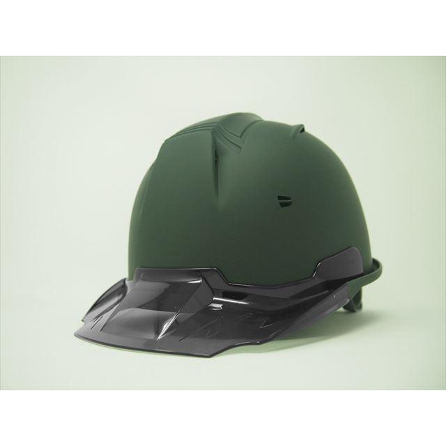 【5個セット】進和化学工業 SS-19V型T-P式RA ツヤ消し マット塗装 透明ひさし 作業用ヘルメット(通気孔付き/ライナー入り)/  工事用 作業用 建設用 建築用|proshophamada|17