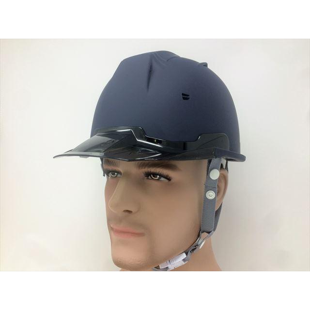 【5個セット】進和化学工業 SS-19V型T-P式RA ツヤ消し マット塗装 透明ひさし 作業用ヘルメット(通気孔付き/ライナー入り)/  工事用 作業用 建設用 建築用|proshophamada|18