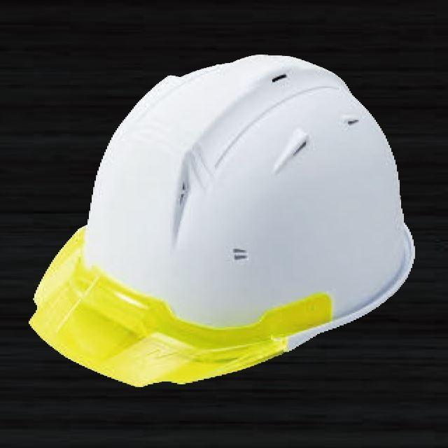 【5個セット】進和化学工業 SS-19V型T-P式RA ツヤ消し マット塗装 透明ひさし 作業用ヘルメット(通気孔付き/ライナー入り)/  工事用 作業用 建設用 建築用|proshophamada|03