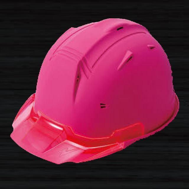 【5個セット】進和化学工業 SS-19V型T-P式RA ツヤ消し マット塗装 透明ひさし 作業用ヘルメット(通気孔付き/ライナー入り)/  工事用 作業用 建設用 建築用|proshophamada|04