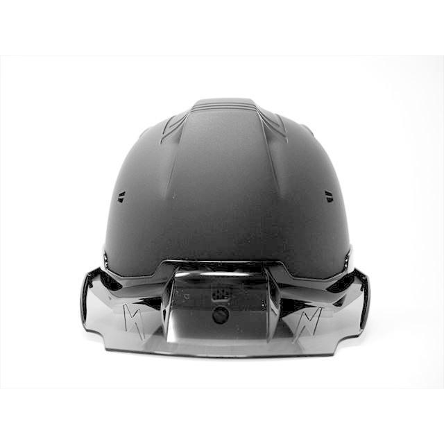 【5個セット】進和化学工業 SS-19V型T-P式RA ツヤ消し マット塗装 透明ひさし 作業用ヘルメット(通気孔付き/ライナー入り)/  工事用 作業用 建設用 建築用|proshophamada|10