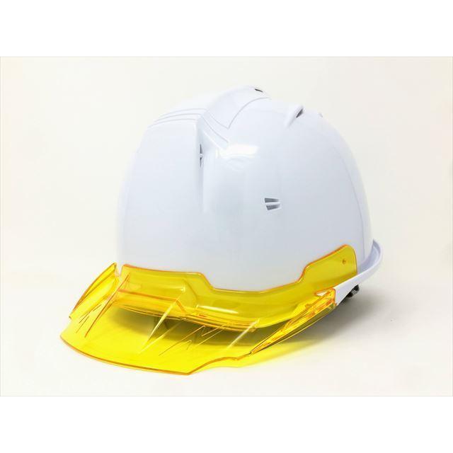 進和化学工業 SS-19V型T-P式RA 透明ひさし 作業用ヘルメット(通気孔付き/ライナー入り)/  工事用 作業用 建設用 建築用 現場用 高所用 安全 保護帽|proshophamada|09