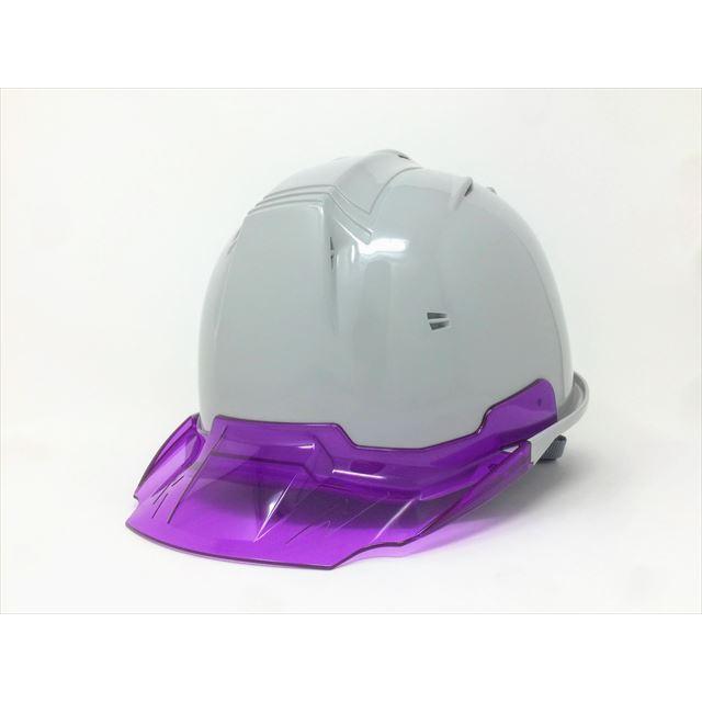 進和化学工業 SS-19V型T-P式RA 透明ひさし 作業用ヘルメット(通気孔付き/ライナー入り)/  工事用 作業用 建設用 建築用 現場用 高所用 安全 保護帽|proshophamada|10