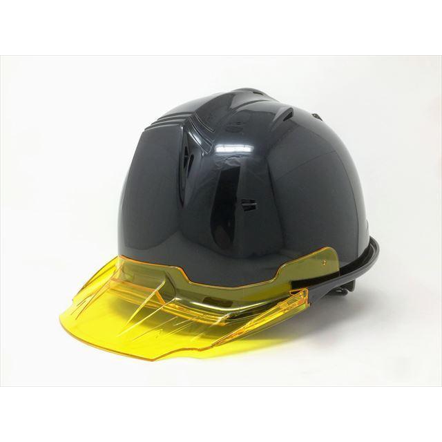 進和化学工業 SS-19V型T-P式RA 透明ひさし 作業用ヘルメット(通気孔付き/ライナー入り)/  工事用 作業用 建設用 建築用 現場用 高所用 安全 保護帽|proshophamada|11
