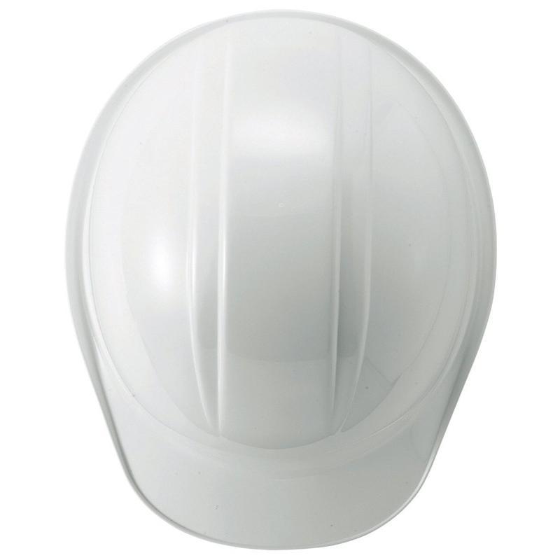 進和化学工業 SS-88-2型T-P式R 作業用 ヘルメット(通気孔なし/ライナー入り)/ 工事用 作業用 建設用 建築用 現場用 高所用 安全 保護帽 電気設備工事|proshophamada|04