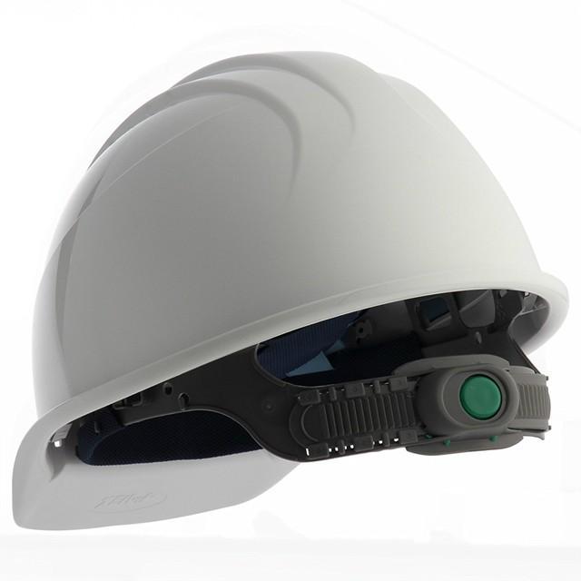 スミハット KK-B 作業用 ヘルメット(通気孔なし/ライナー入り)/ ヘルメット 工事用 建設用 建築用 現場用 高所用 安全 保護帽 電気設備工事対応|proshophamada|02