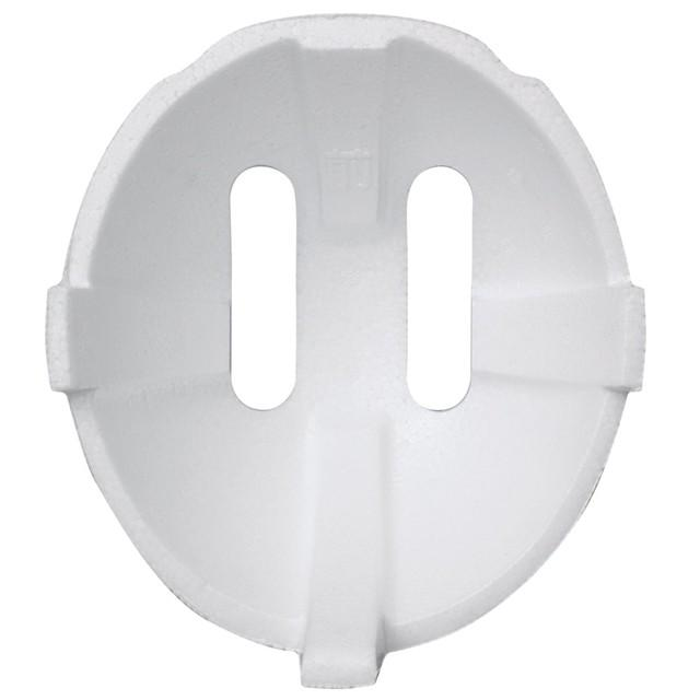 スミハット KK-B 作業用 ヘルメット(通気孔なし/ライナー入り)/ ヘルメット 工事用 建設用 建築用 現場用 高所用 安全 保護帽 電気設備工事対応|proshophamada|04