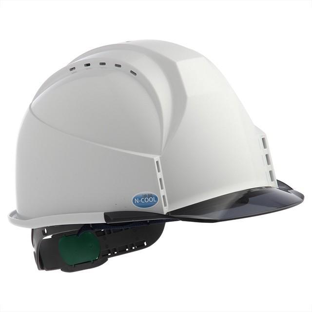 スミハット KKC3-B-NCOOL Nクール 遮熱 練込み 透明ひさし 作業用 ヘルメット(通気孔付き/ライナー入り)/ 夏 熱中症対策 安全 工事用 建設用 建築用 高所用|proshophamada|02