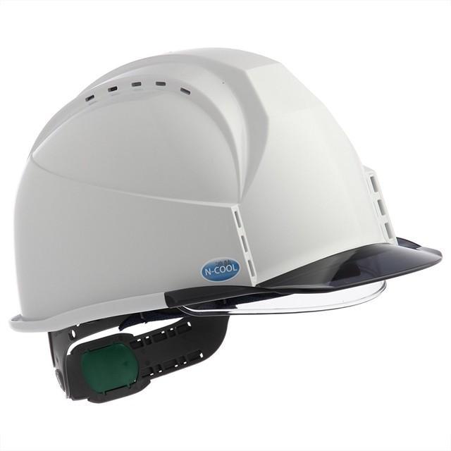 スミハット KKC3S-B-NCOOL Nクール 遮熱 練込 大型シールド面付 作業用 ヘルメット(通気孔付き/ライナー入り)/ 夏 熱中症対策 安全 工事用 建設用 建築用|proshophamada|03