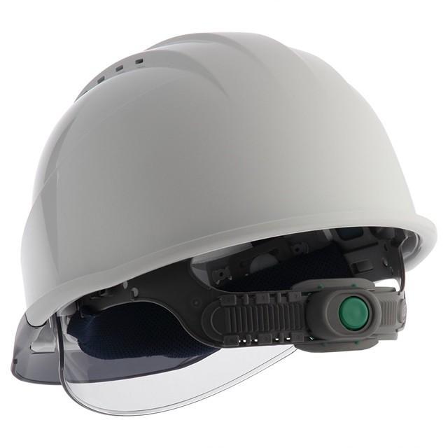 スミハット KKC3S-B-NCOOL Nクール 遮熱 練込 大型シールド面付 作業用 ヘルメット(通気孔付き/ライナー入り)/ 夏 熱中症対策 安全 工事用 建設用 建築用|proshophamada|04