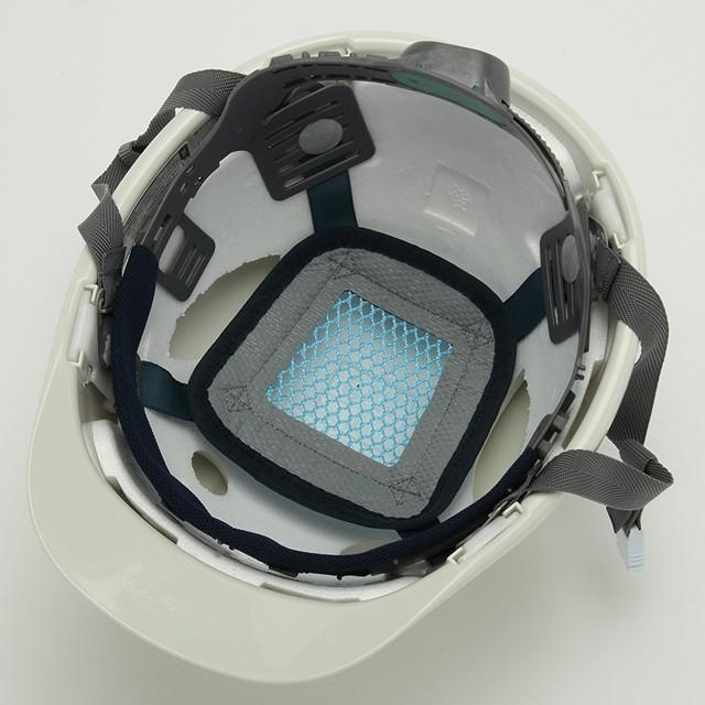 スミハット SAX-B 作業用 ヘルメット(通気孔なし/ライナー入り)/ ヘルメット 工事用 建設用 建築用 現場用 高所用 安全 保護帽 電気設備工事対応|proshophamada|03