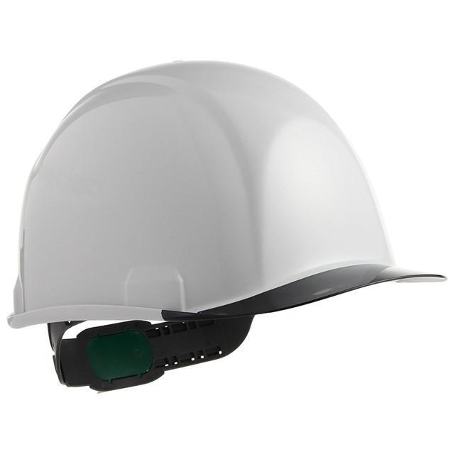 スミハット SAX2-A 透明ひさし ヘルメット(通気孔なし/エアシート)/ 工事用 作業用 建設用 建築用 現場用 高所用 安全 保護帽 電気設備工事対応|proshophamada