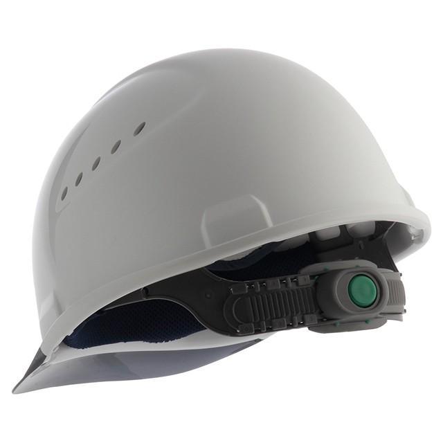 スミハット SAX2C-A 透明ひさし ヘルメット(通気孔付き/エアシート)/ 工事用 作業用 建設用 建築用 現場用 高所用 安全 保護帽 クリアバイザー|proshophamada|02