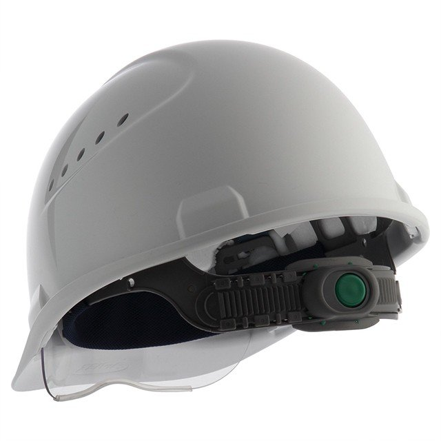 スミハット  SAXCS-B-NCOOL Nクール 遮熱 練込み シールド面付き 作業用 ヘルメット(通気孔付き/ライナー入り)/ 夏 熱中症対策 安全 工事用 建設用 高所用|proshophamada|03