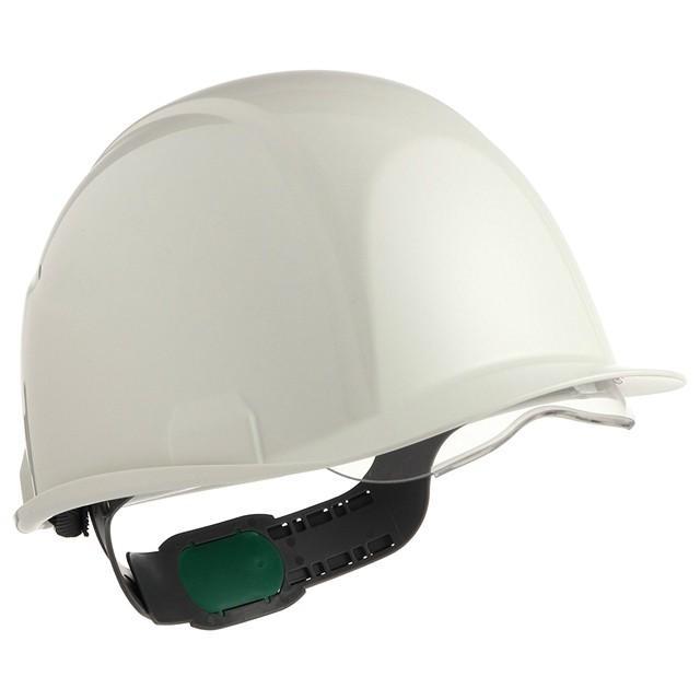 スミハット SAXS-B コンパクトシールド面付 作業用 ヘルメット(通気孔なし/ライナー入り)/ 工事用 建設用 建築用 現場 高所用 安全 保護帽 電気設備工事|proshophamada|02