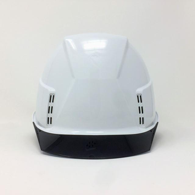 スミハット KKXC-A 透明ひさし 作業用 ヘルメット(通気孔付き/圧縮エアーシート)/ 工事用 建設用 建築用 現場用 高所用 安全 保護帽 proshophamada 02