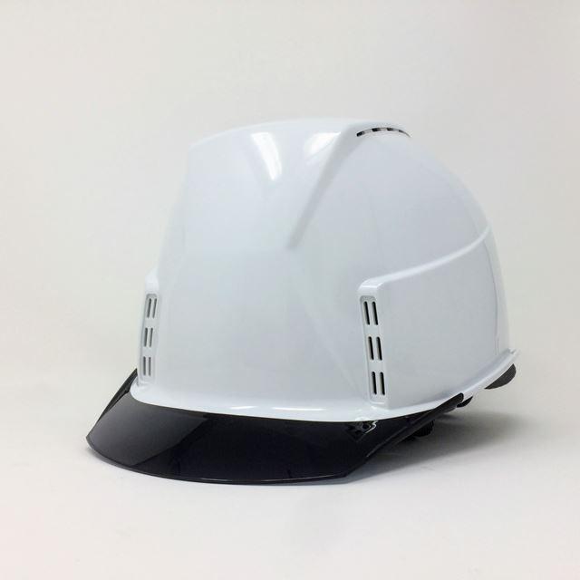 スミハット KKXC-A 透明ひさし 作業用 ヘルメット(通気孔付き/圧縮エアーシート)/ 工事用 建設用 建築用 現場用 高所用 安全 保護帽 proshophamada 03