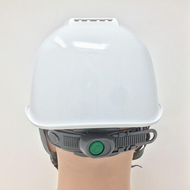 スミハット KKXCS-A 横長コンパクトシールド面付き 作業用 ヘルメット(通気孔付き/圧縮エアーシート)/ 工事用 建設用 建築用 現場用 高所用 安全 保護帽|proshophamada|09