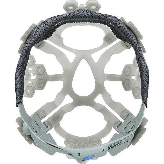 谷沢製作所 タニザワ ST#1610VJ-SH エアライト 涼しい シールド面付 作業用 ヘルメット(通気孔付き/ブロックライナー)/ 工事用 建設用 建築用 現場用 高所用|proshophamada|02