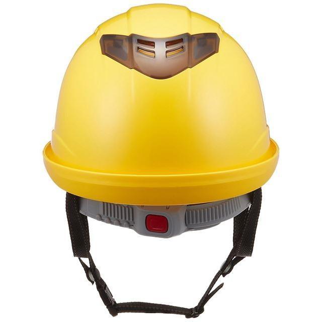 トーヨーセーフティー No.391F ワイドシールド面付き 作業用 ヘルメット Venti plus(通気孔付き/ライナー入り)/ 安全 工事 建設 建築 現場 高所 保護帽|proshophamada|05