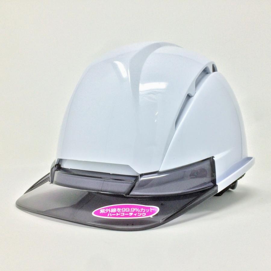 トーヨーセーフティー No.393F 透明ひさし 作業用 ヘルメット Venti NEO(360°通気孔付き/ライナー入り)/  安全 工事用 建設用 建築用 現場用 高所用 保護帽 proshophamada 05