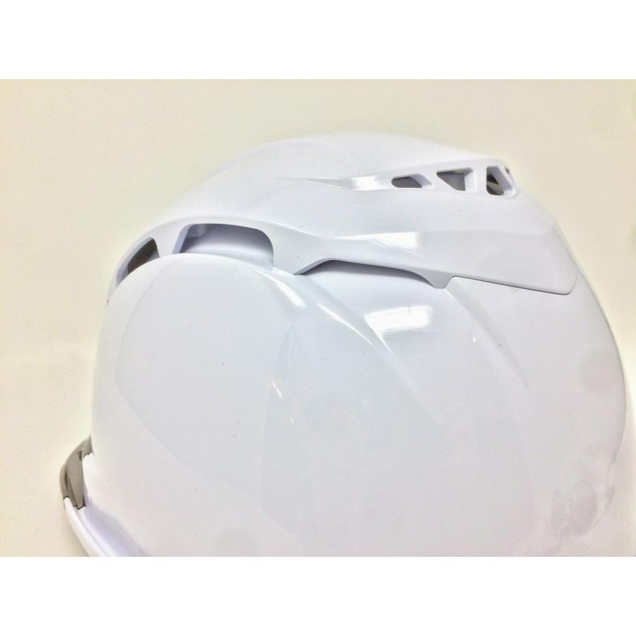 トーヨーセーフティー No.393F 透明ひさし 作業用 ヘルメット Venti NEO(360°通気孔付き/ライナー入り)/  安全 工事用 建設用 建築用 現場用 高所用 保護帽 proshophamada 06