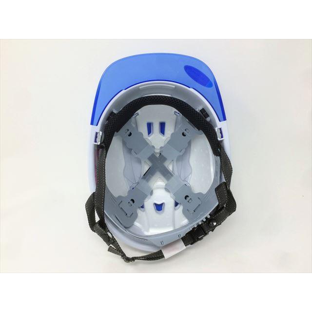 トーヨーセーフティー No.396F 透明ひさし 作業用 ヘルメット Venti IV(大口径通気孔/ライナー入)/  安全 工事用 建設用 建築用 現場用 高所用 保護帽|proshophamada|11