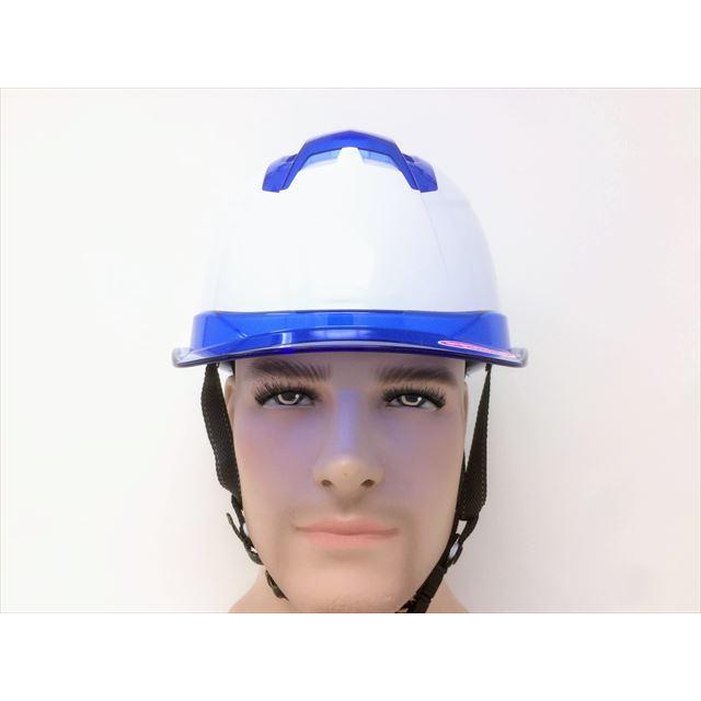 トーヨーセーフティー No.396F 透明ひさし 作業用 ヘルメット Venti IV(大口径通気孔/ライナー入)/  安全 工事用 建設用 建築用 現場用 高所用 保護帽|proshophamada|12
