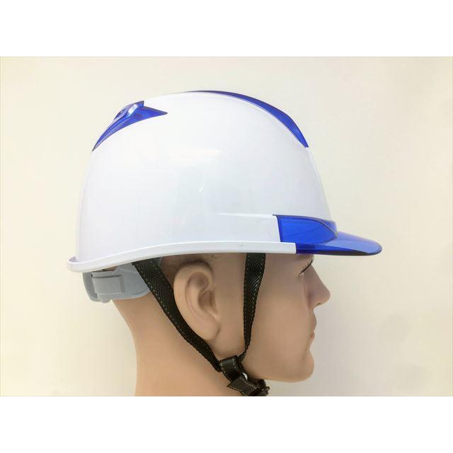 トーヨーセーフティー No.396F 透明ひさし 作業用 ヘルメット Venti IV(大口径通気孔/ライナー入)/  安全 工事用 建設用 建築用 現場用 高所用 保護帽|proshophamada|14