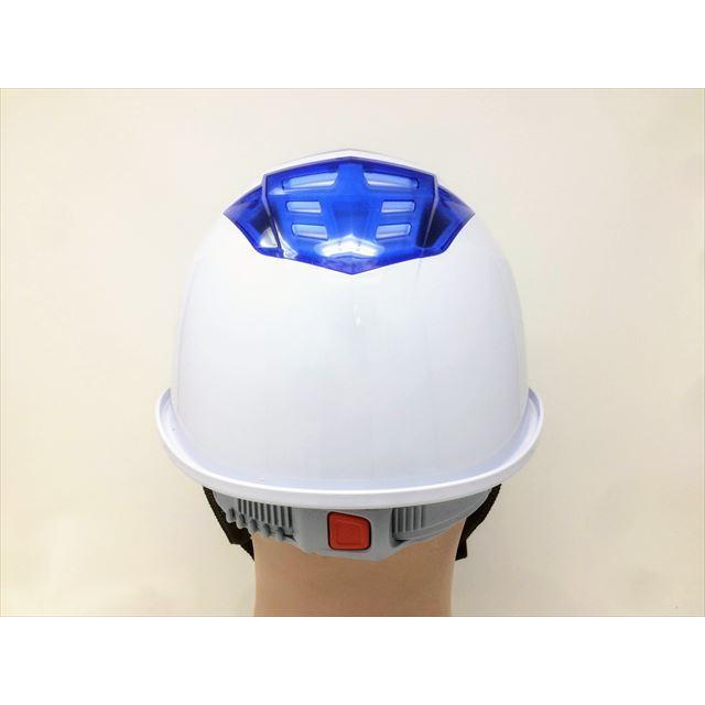 トーヨーセーフティー No.396F 透明ひさし 作業用 ヘルメット Venti IV(大口径通気孔/ライナー入)/  安全 工事用 建設用 建築用 現場用 高所用 保護帽|proshophamada|15