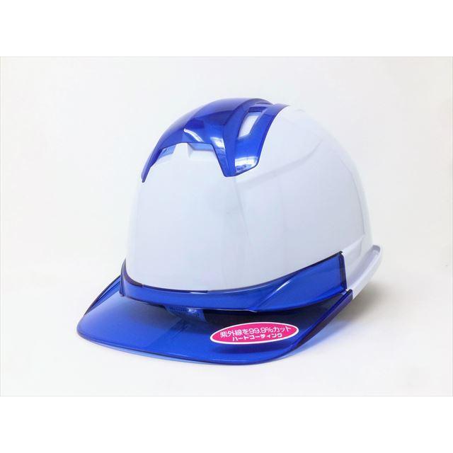 トーヨーセーフティー No.396F 透明ひさし 作業用 ヘルメット Venti IV(大口径通気孔/ライナー入)/  安全 工事用 建設用 建築用 現場用 高所用 保護帽|proshophamada|06