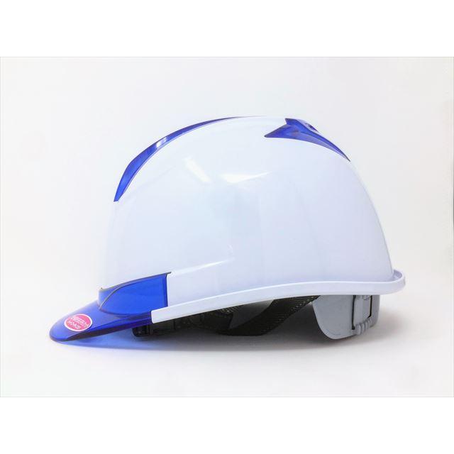 トーヨーセーフティー No.396F 透明ひさし 作業用 ヘルメット Venti IV(大口径通気孔/ライナー入)/  安全 工事用 建設用 建築用 現場用 高所用 保護帽|proshophamada|07