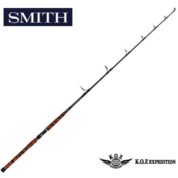 スミス(SMITH) コウゾウ エクスぺティション(KOZ EXPEDITION) KOZ EX-S76BTH (Blue Fin Tuna Heavy)【大型商品】