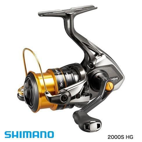 シマノ New ソアレ CI4+ 2000S HG SHIMANO Soare CI4+ 2000S HG 【送料無料】【お取り寄せ商品】