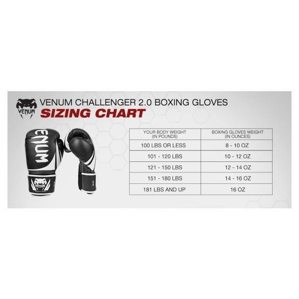 チャレンジャー2.0 ボクシング グローブ ゴールド 14オンス(397g) Venum(ヴェヌム)|proteinusa|02